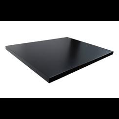 Makalu topblad antraciet mat zwart 60x46cm