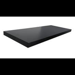 Makalu topblad antraciet mat zwart 120x46cm