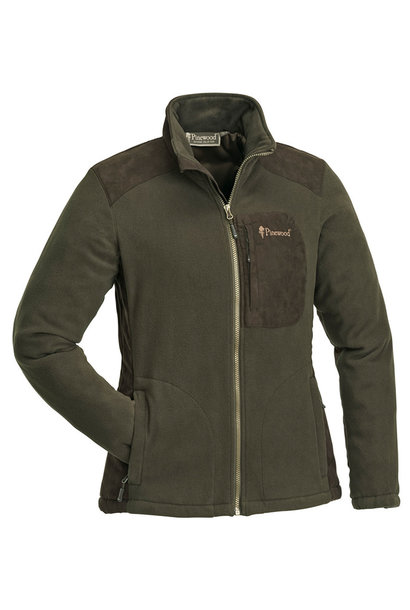Pinewood Wildmark Dames Membrane Fleece Jas