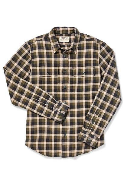 Filson Scout Overhemd Maat XXL