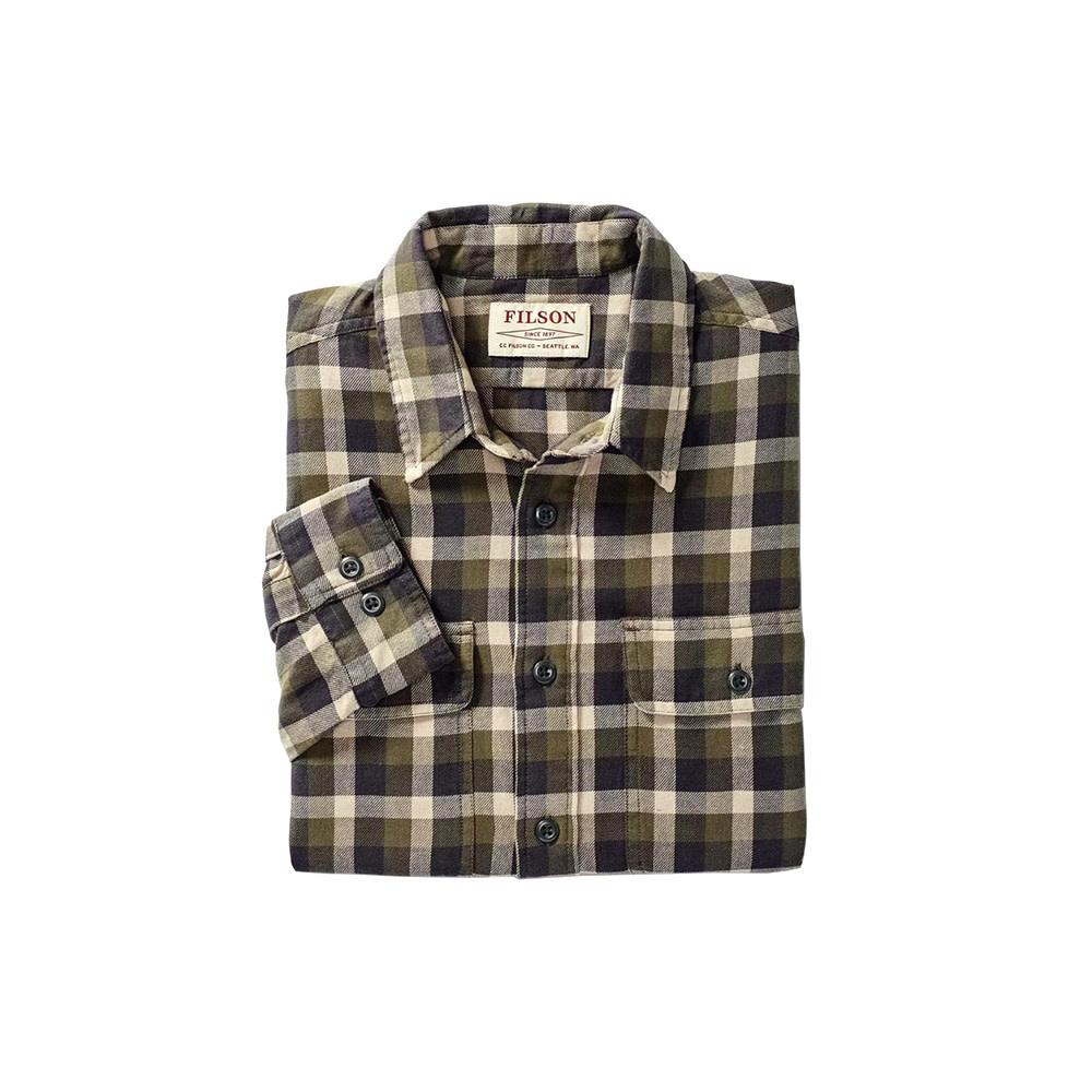 Filson Scout Overhemd-3