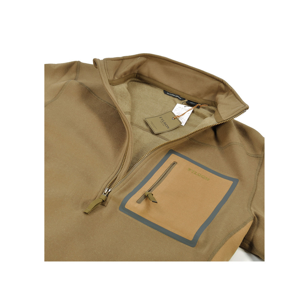 Filson Shuksan Half-zip Fleece-2