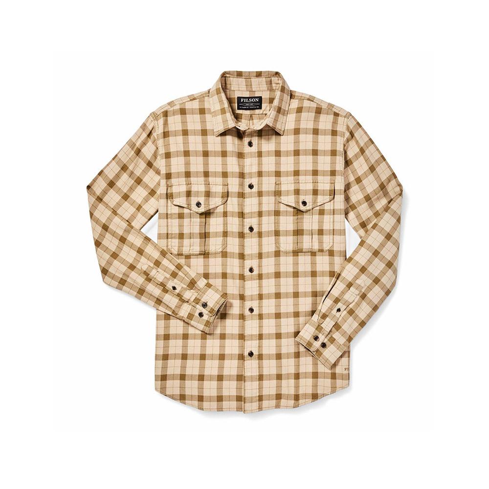 Filson Lightweight Alaskan Guide Overhemd-1