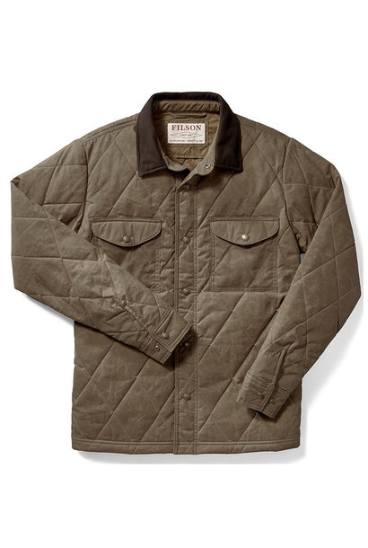 Filson Hyder Quilted Jac-Shirt Maat S