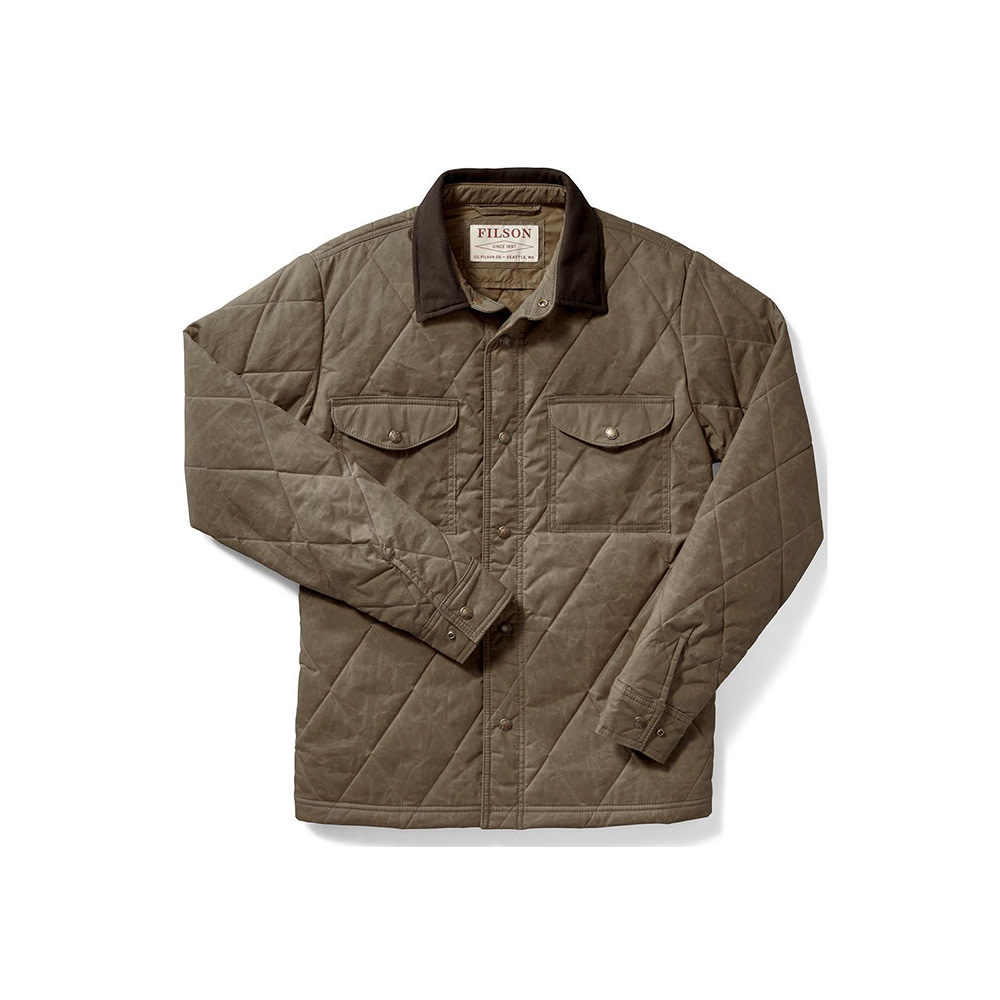 Filson Hyder Quilted Jac-Shirt Maat S-1