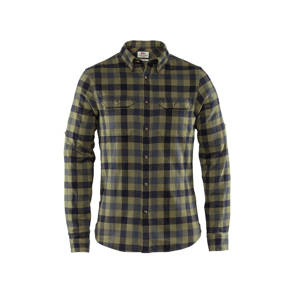 Fjällräven Skog Overhemd Dusk-1