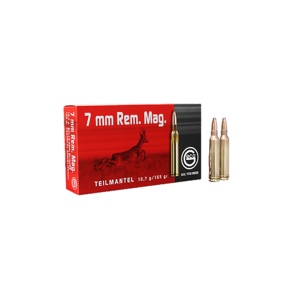 Geco Teilmantel 7 mm Rem. Mag 10,7 gr.-1