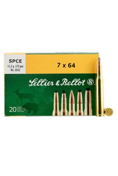 Sellier & Bellot SPCE 7x64 11,2 gr.