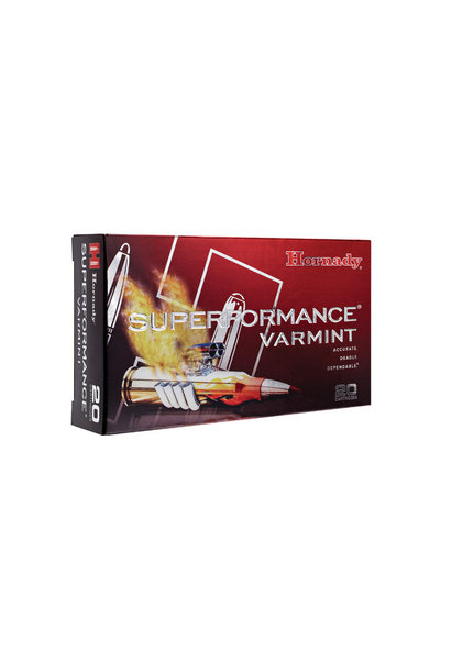 Hornady Superformance® Varmint .222 Rem. 50 grs