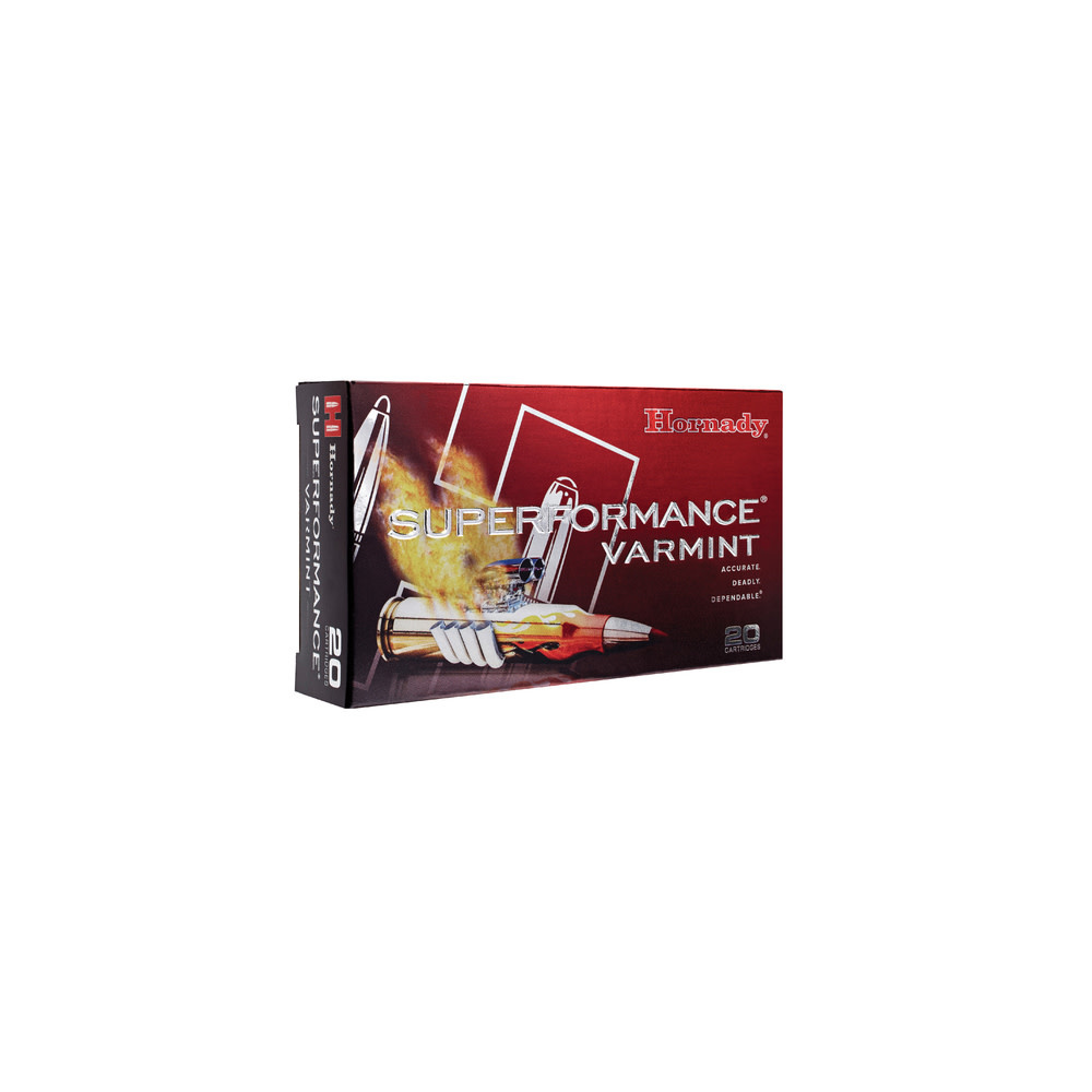 Hornady Superformance® Varmint .222 50 grs-1