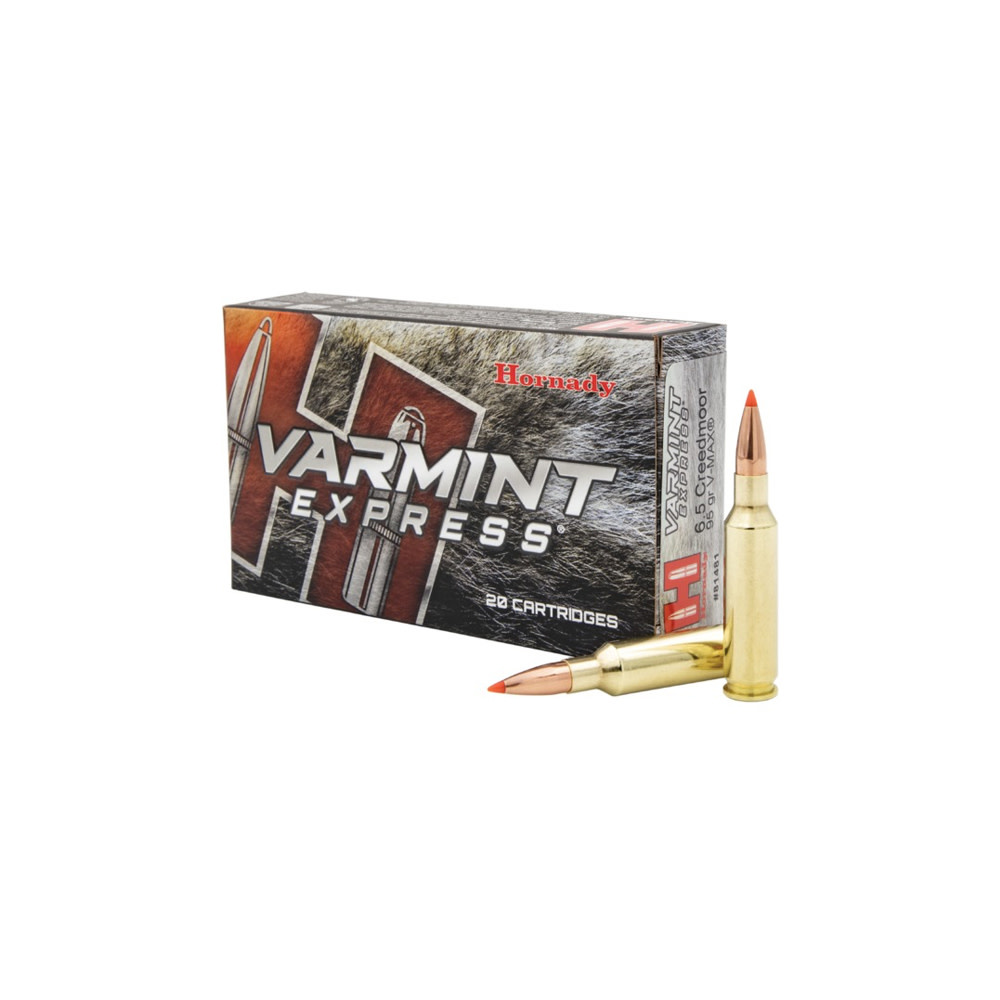 Hornady .22-250 Varmint Express V-Max 50 grs-1