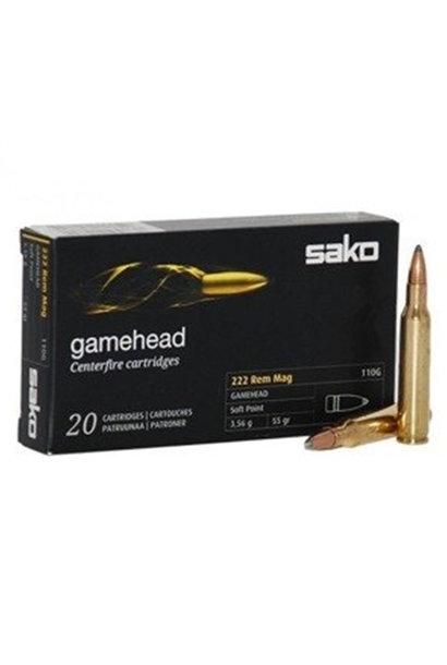 Sako Gamehead Softpoint .223 Rem. 3,2 gr.