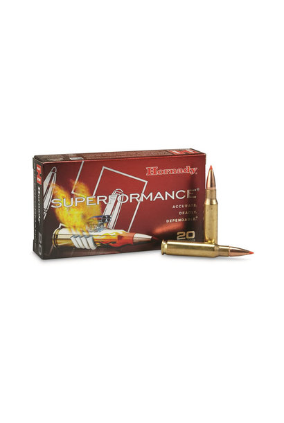 Hornady Superformance SST .308 10,7 gr.
