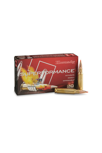Hornady Superformance International GMX .308 Win. 10,7 gr.
