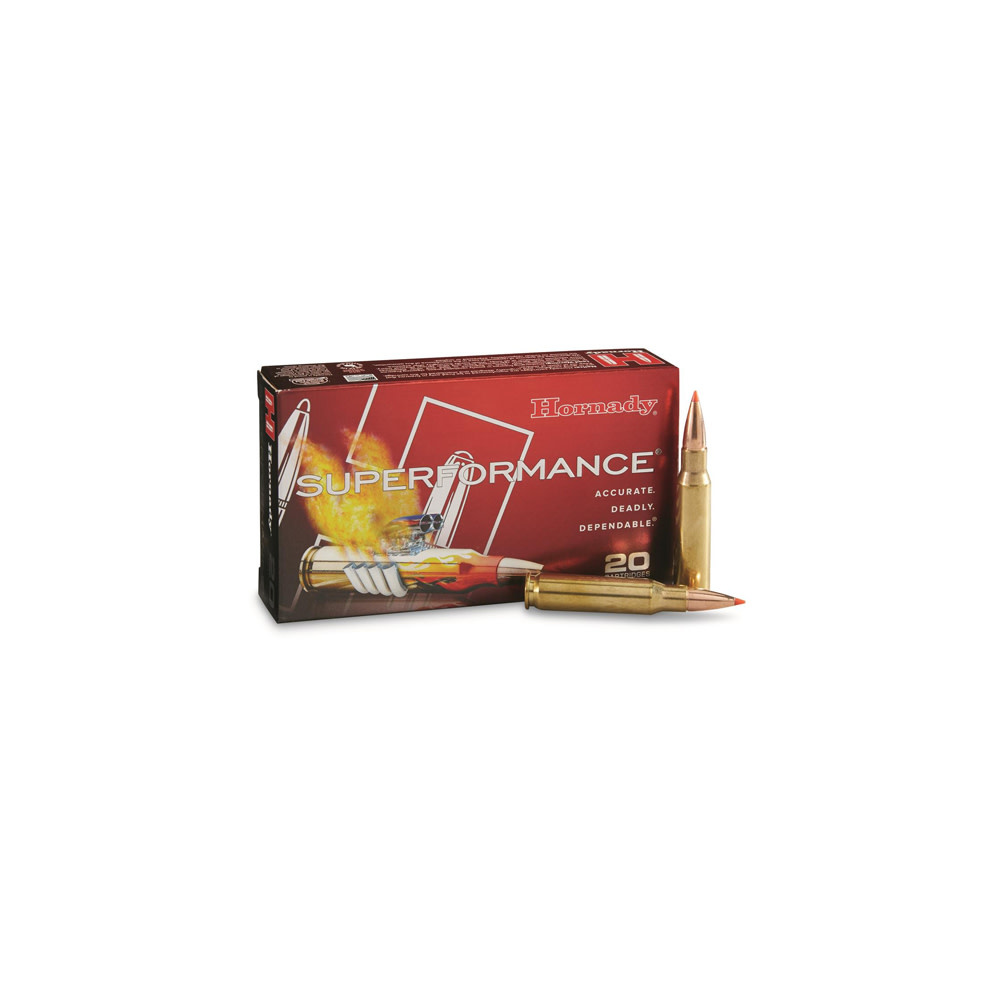 Hornady Superformance International .30-06 10,7 gr.-1