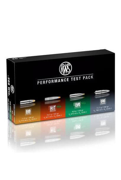 RWS Performance Test Pack .308 Win.