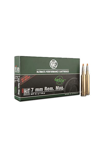 RWS HIT 7 mm. Rem. Mag. 9,1 gr.