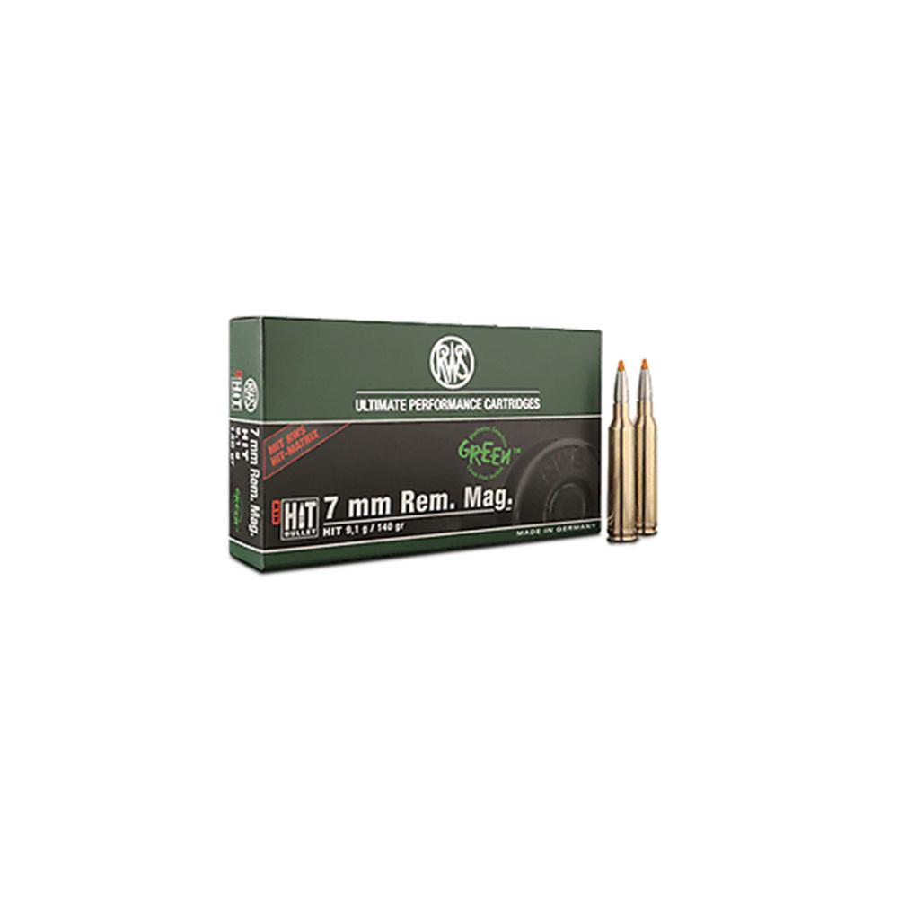 RWS HIT 7 mm. Rem. Mag. 9,1 gr.-1