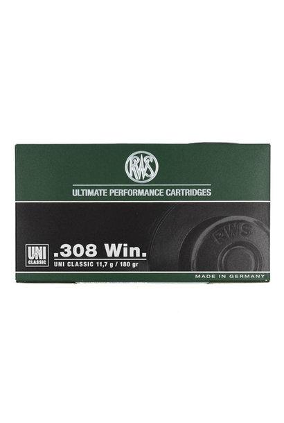 RWS .308 Win. Uni Classic 11,7 gr.