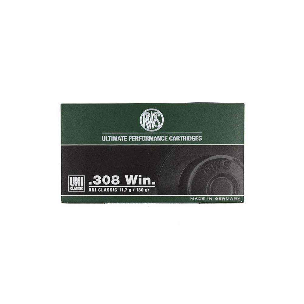 RWS .308 Win. Uni Classic 11,7 gr.-1