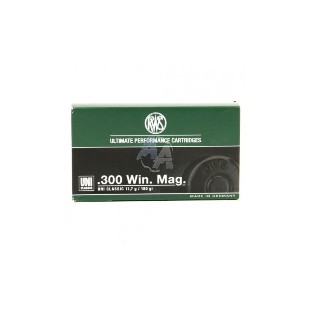 RWS .300 Win. Mag. Uni Classic 11,7 gr.-1