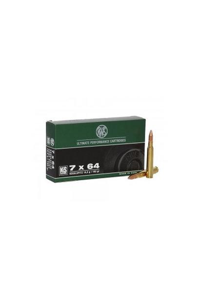 RWS 7x64 Kegelspitz 8,0 gr.
