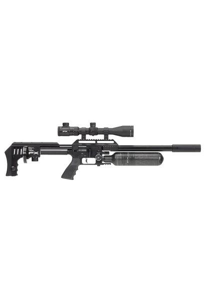 FX Impact MK II Black 6.35mm/.25 Kal.