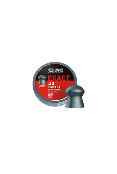JSB Diabolo Exact Jumbo Diabolo 5,52 mm/.22 cal 1,030 gr. 250 stuks