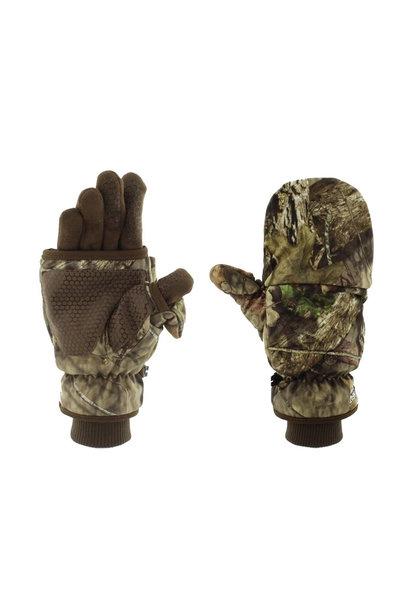 Heat Factory DeLuxe Afneembare Top Handschoenen/Wanten