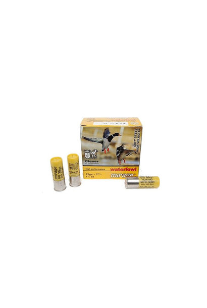 Clever Mirage T4 12/70 mm Soft Steel Hunting 32 gr No5