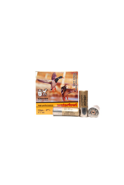 Clever Mirage T4 12/70 mm Soft Steel Hunting HV 35 gr No4