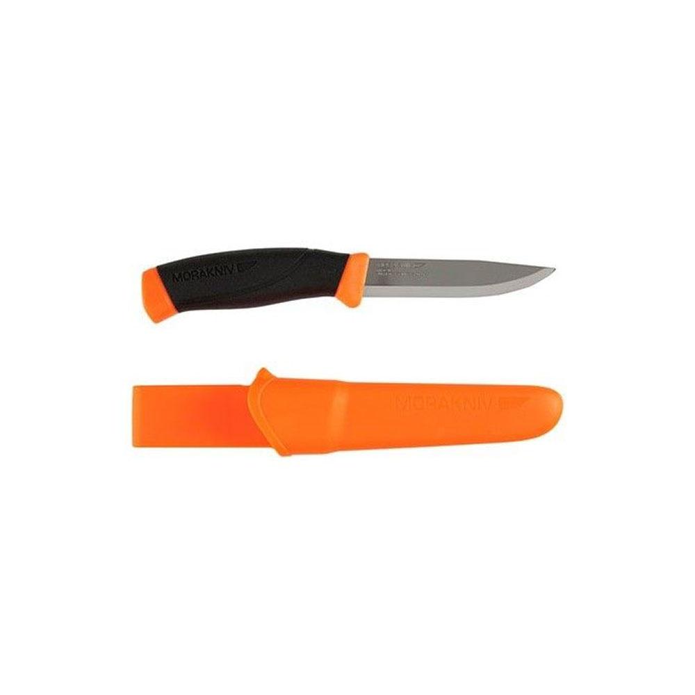 Morakniv Companion Oranje Clampack-1