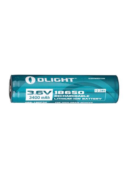 Olight 18650 3400 mAh Batterijbox  M-serie