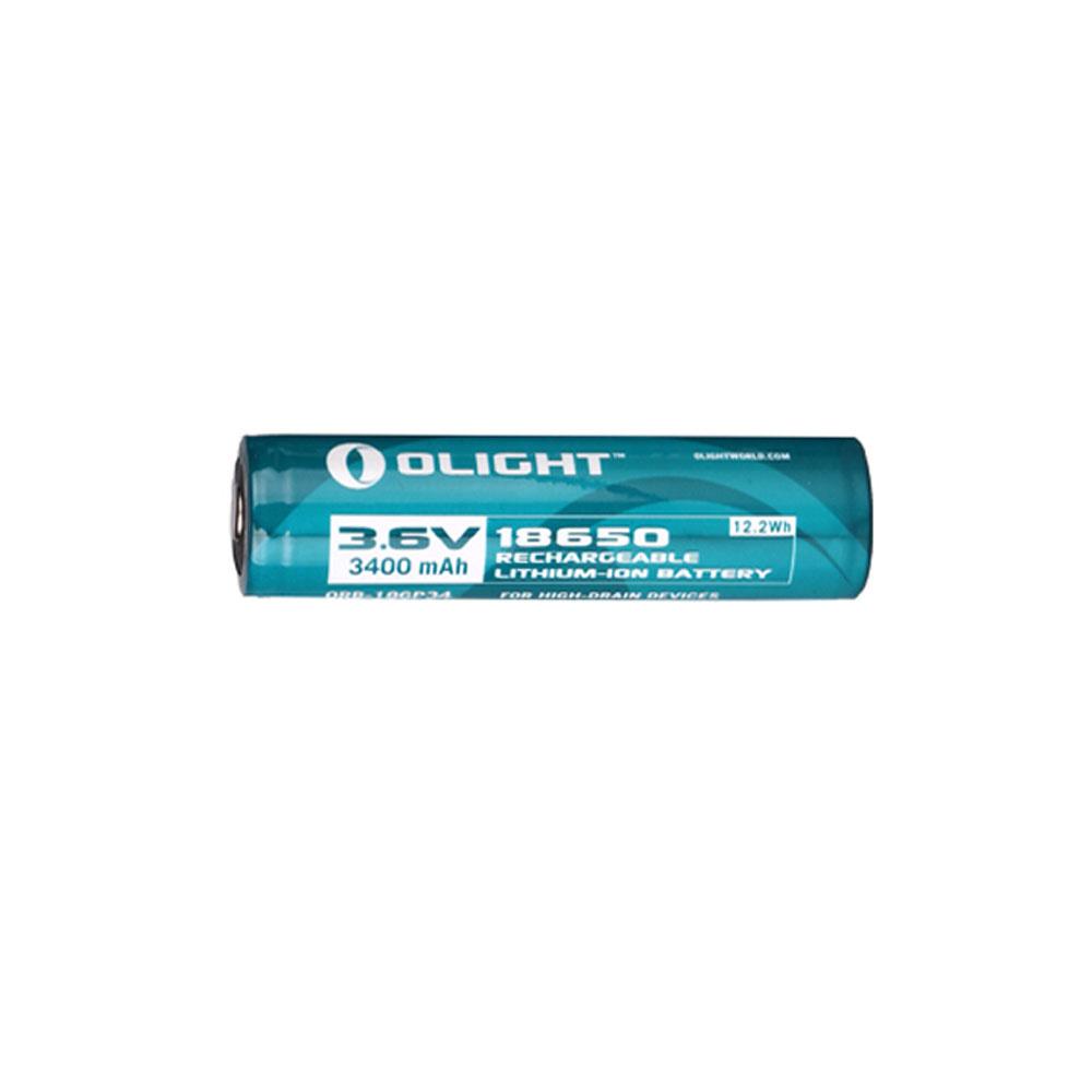 Olight 18650 3400 mAh Batterijbox  M-serie-1