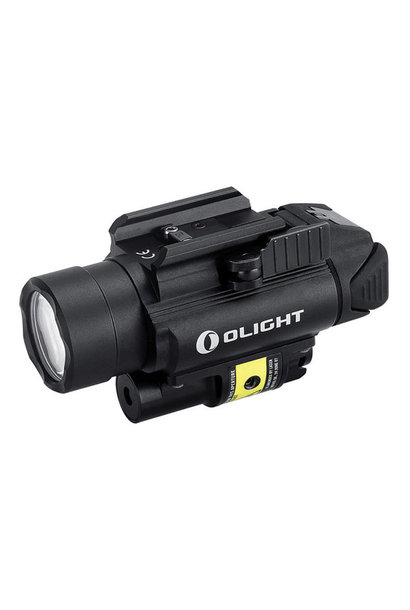 Olight PL-2RL Baldr Led Handwapen Wapenlamp Met Rode Laser