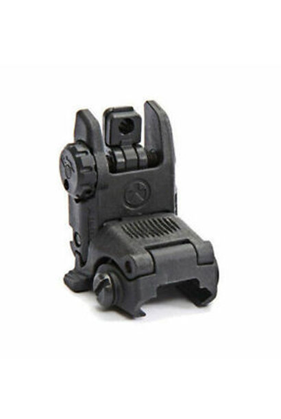 Magpul MBUS Sight - Rear - Black