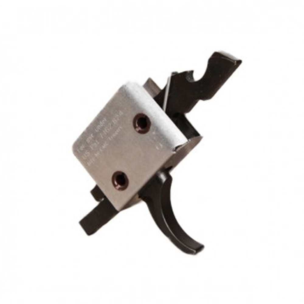 CMC Triggers Ar-15/10 Single Stage Trigger, Curved, 3½ Lb Pull-1