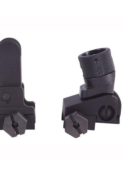 Brownells AR15 Opklapbaar Vizier Set 360 Serie