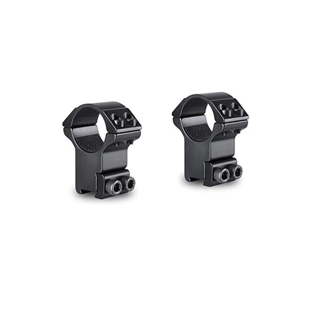 Hawke Match Ring Mounts 9-11 mm Low 1 Inch-1