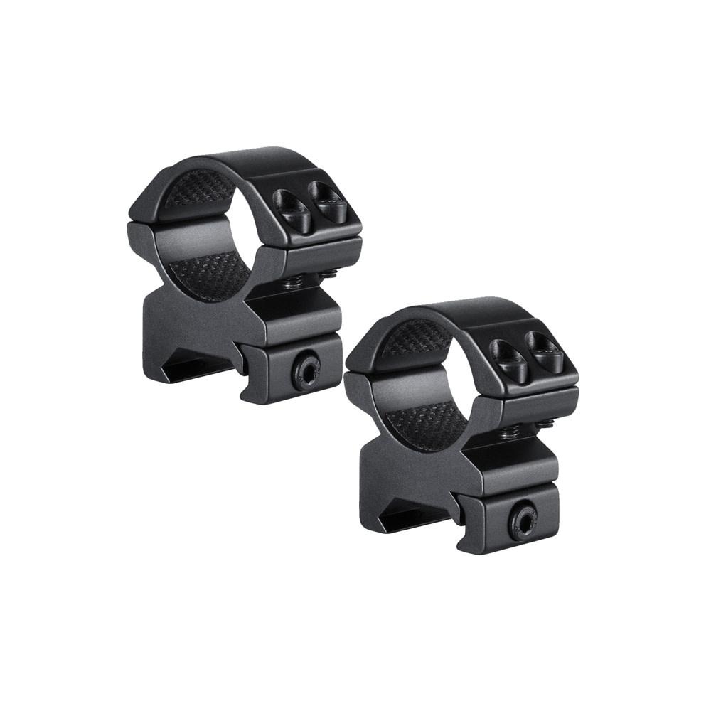 Hawke Extension Ring Mounts Weaver Medium 1 Inch-1