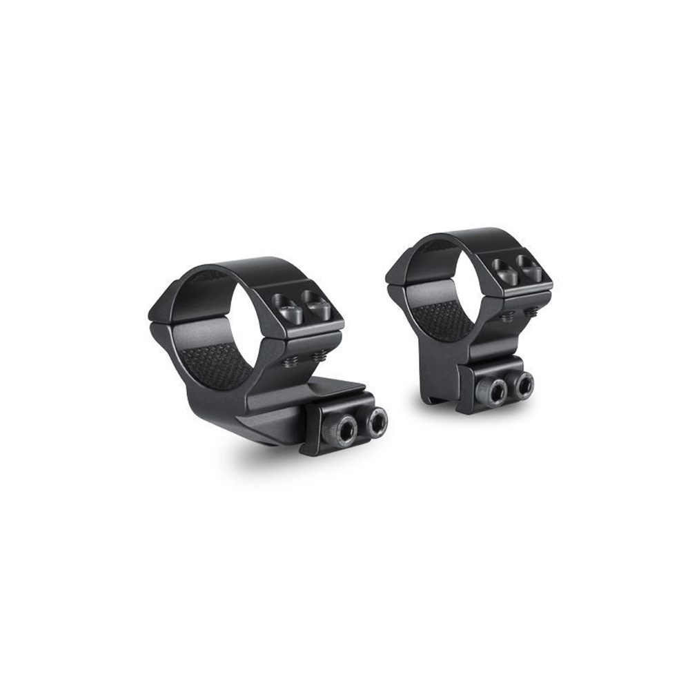 Hawke Extension Ring Mounts 9-11mm 30mm High - Ext 1''-1