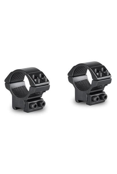 Hawke Match Ring Mounts 9-11mm High 1 Inch