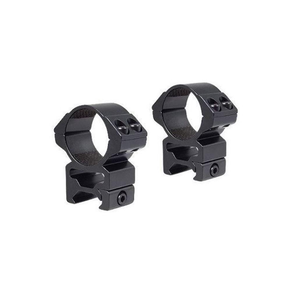 Hawke Match Ring Mounts Weaver Medium 30 mm-1