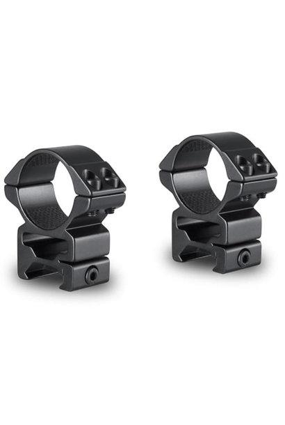 Hawke Match Ring Mounts Weaver High 30 mm