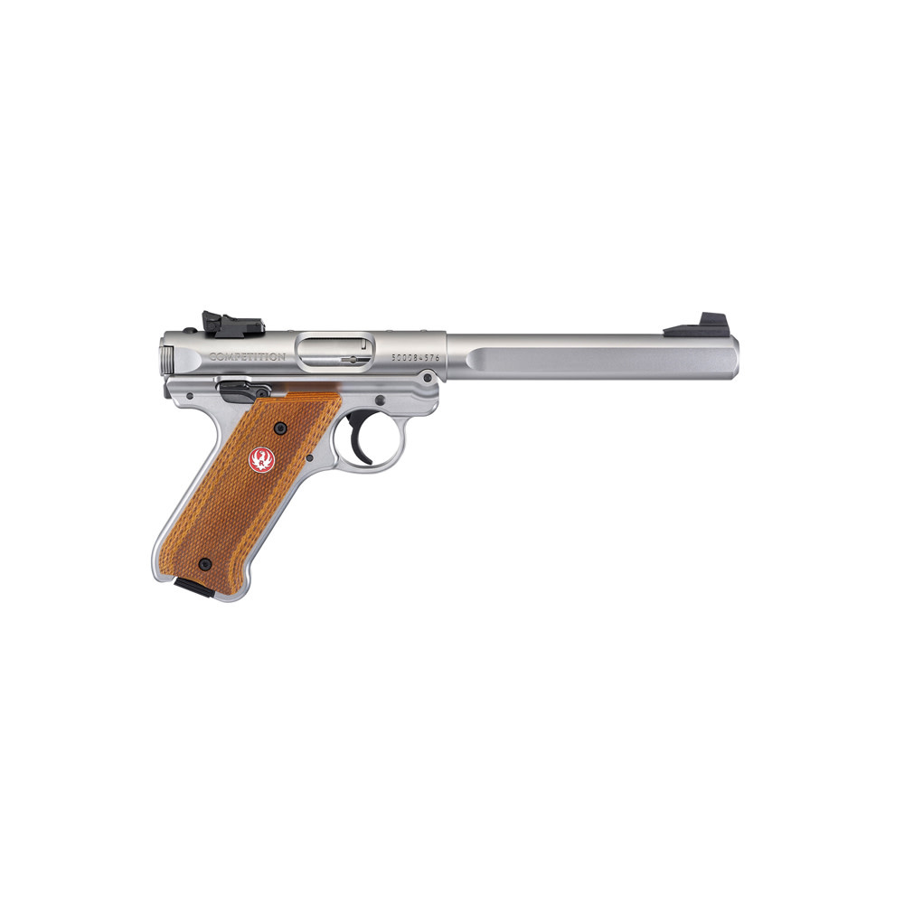 Ruger Mark IV Competition .22 LR-1