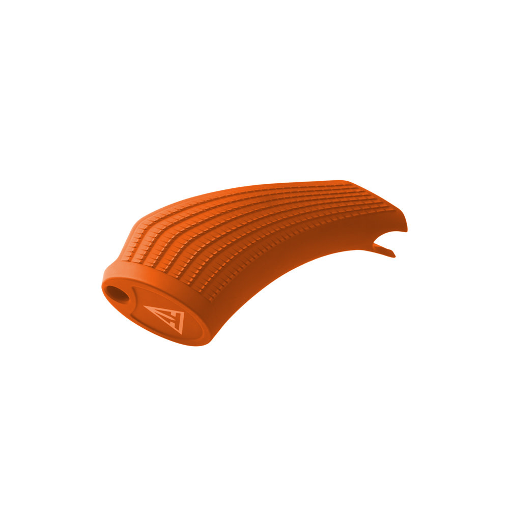 Tikka Pistool Greep Traditioneel Puur Oranje-1