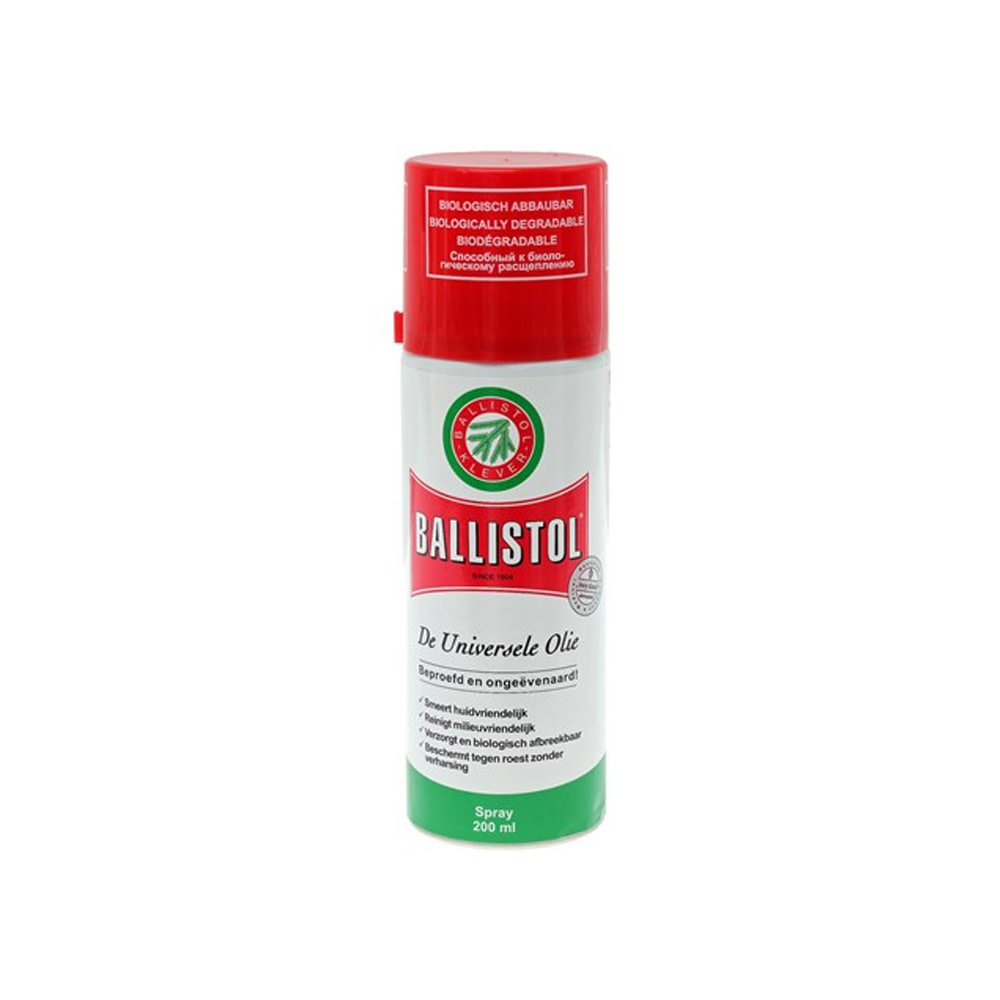 Ballistol Universele Olie Spray - 200 ml-1