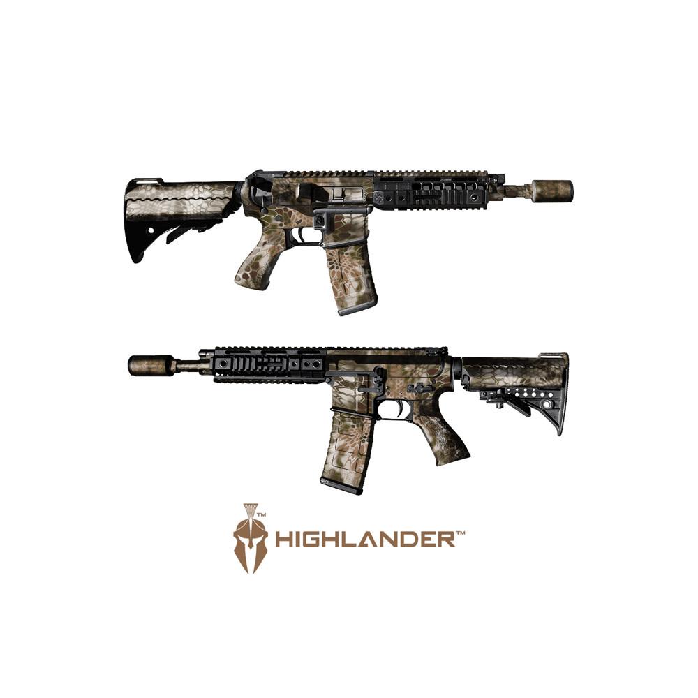 Gunskins AR-15/M4 Skin-4