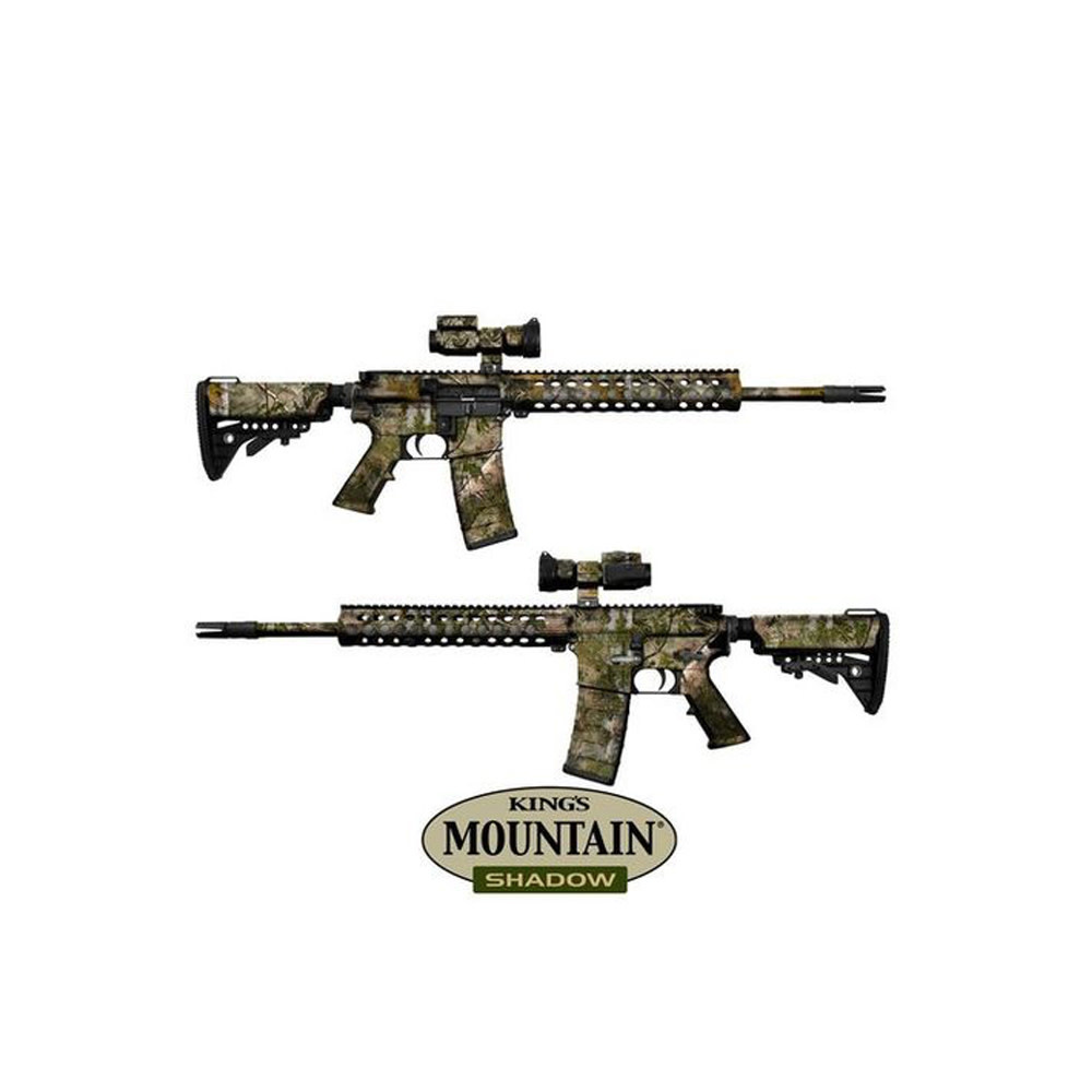 Gunskins AR-15/M4 Skin-6