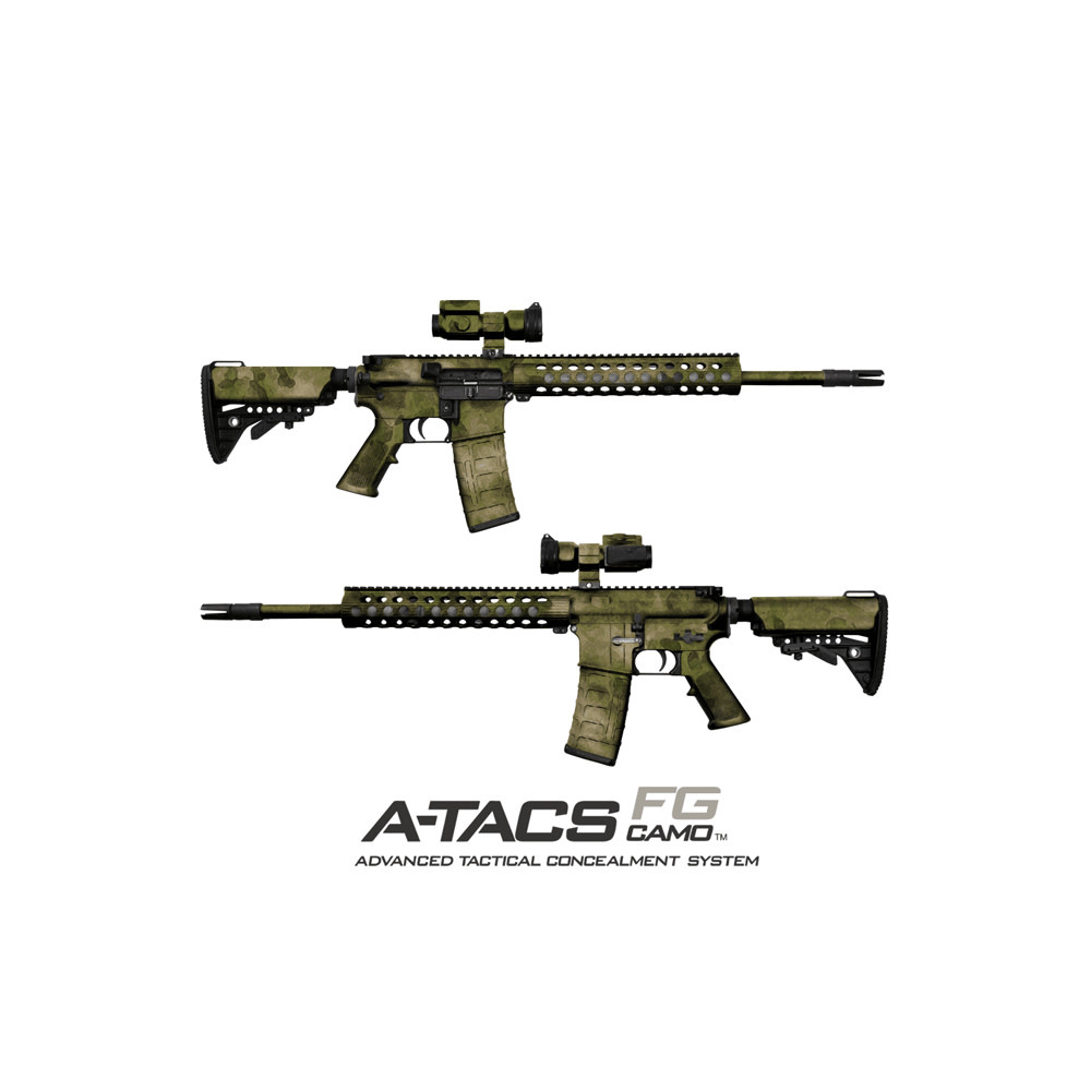 Gunskins Rifle Skin-2